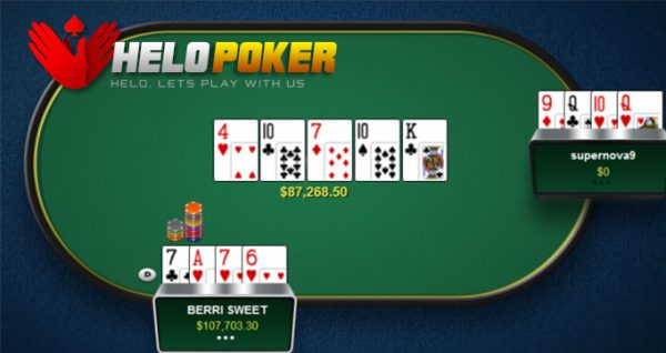 Bermain Judi Poker Online di Helopoker Agar Sukses